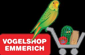 Vogelshop Emmerich-Logo